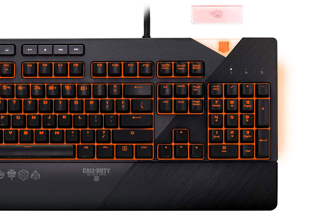 ASUS ROG Strix Flare COD Cherry MX Brown Gaming Keyboard