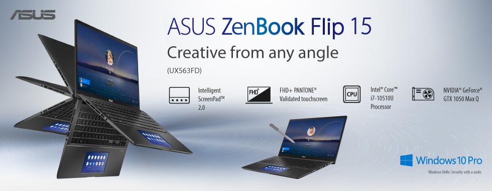 ASUS Zenbook Laptop Deals