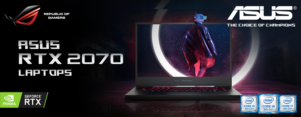 ASUS RTX 2070 Laptop Deals South Africa