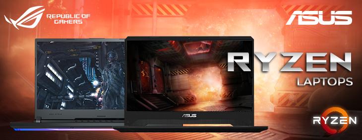ASUS Ryzen Laptop Deals