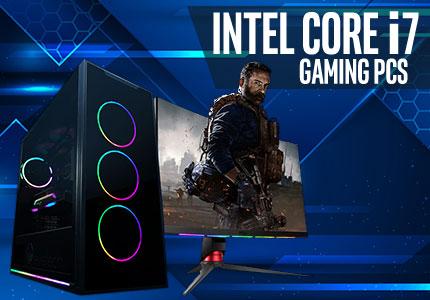 Intel Gaming i7 PCs South Africa Best Deals