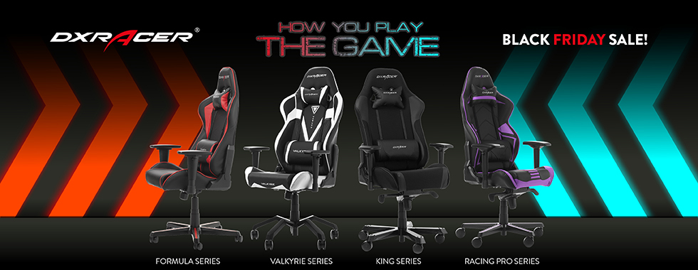 DXRacer Gaming Chairs