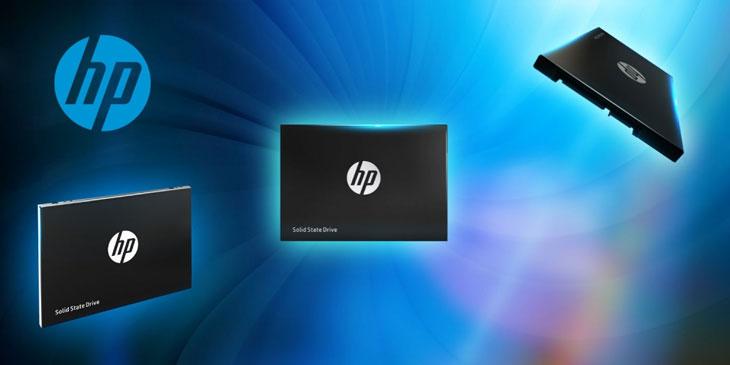 HP S750 Portable SSD