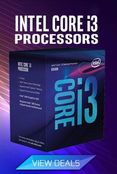 Intel 9th Gen Core i3 Processors Deals