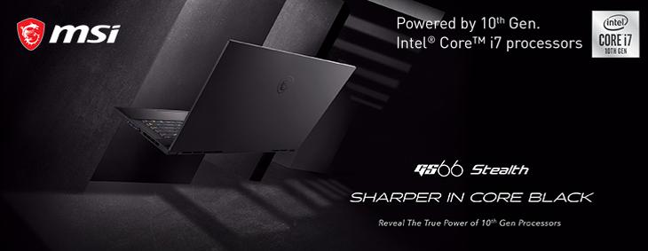GS Series - World'd Thinnest & Lightest Gaming Laptops