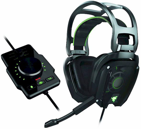 Buy Razer Tiamat 7.1 Elite Gaming Headset at Evetech.co.za