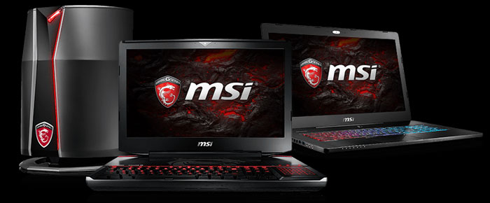 MSI GE72VR 6RF Apache Pro GTX 1060 Gaming Laptop Deal