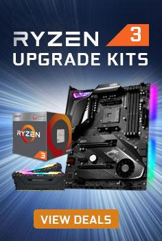 AMD RYZEN 3 Upgrade Kits