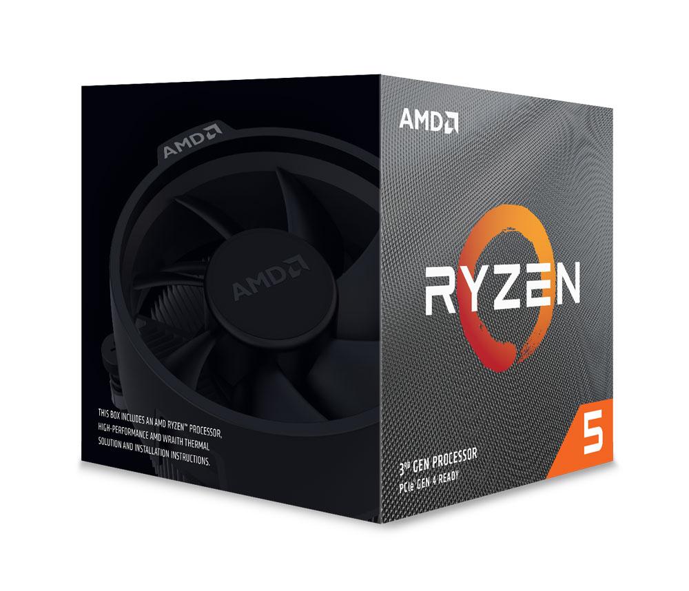 AMD RYZEN 5 3600X X570-A PRO 16GB DDR4 Upgrade Kit