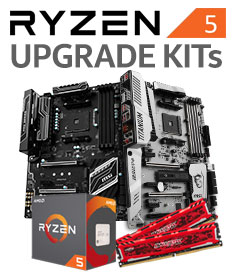 AMD RYZEN 5 UPGRADE KITS
