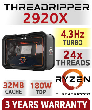 RYZEN Threadripper 1900X