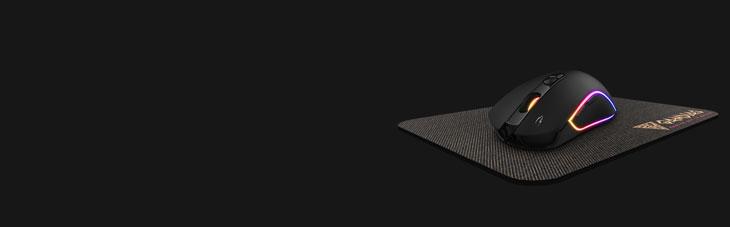 Gamdias ZEUS E3 Optical Gaming Mouse