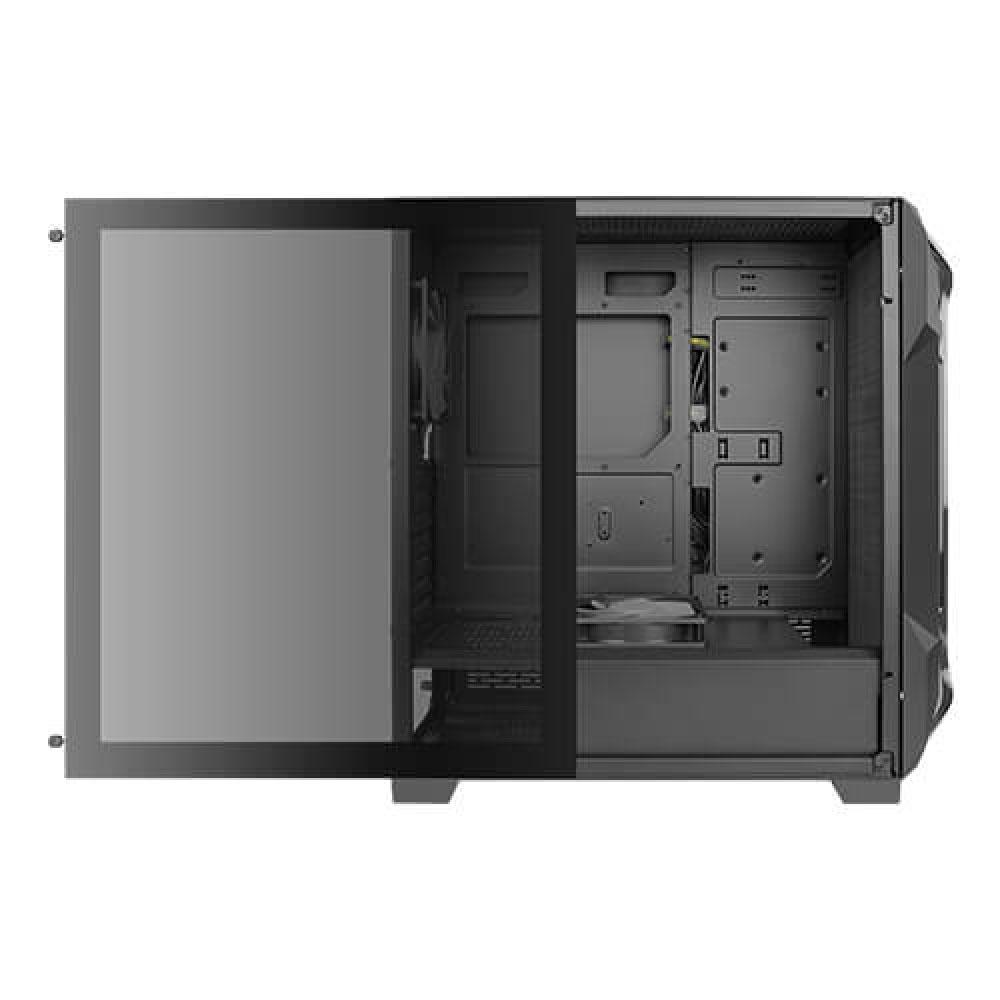 Antec DF600 FLUX Windowed Mid-Tower Gaming Case