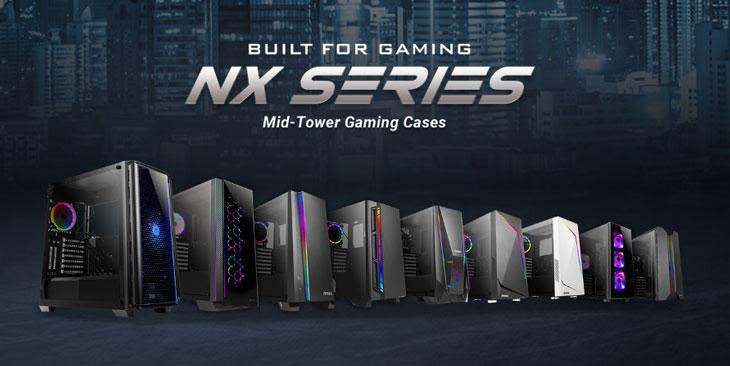 Antec NX800 Gaming Case
