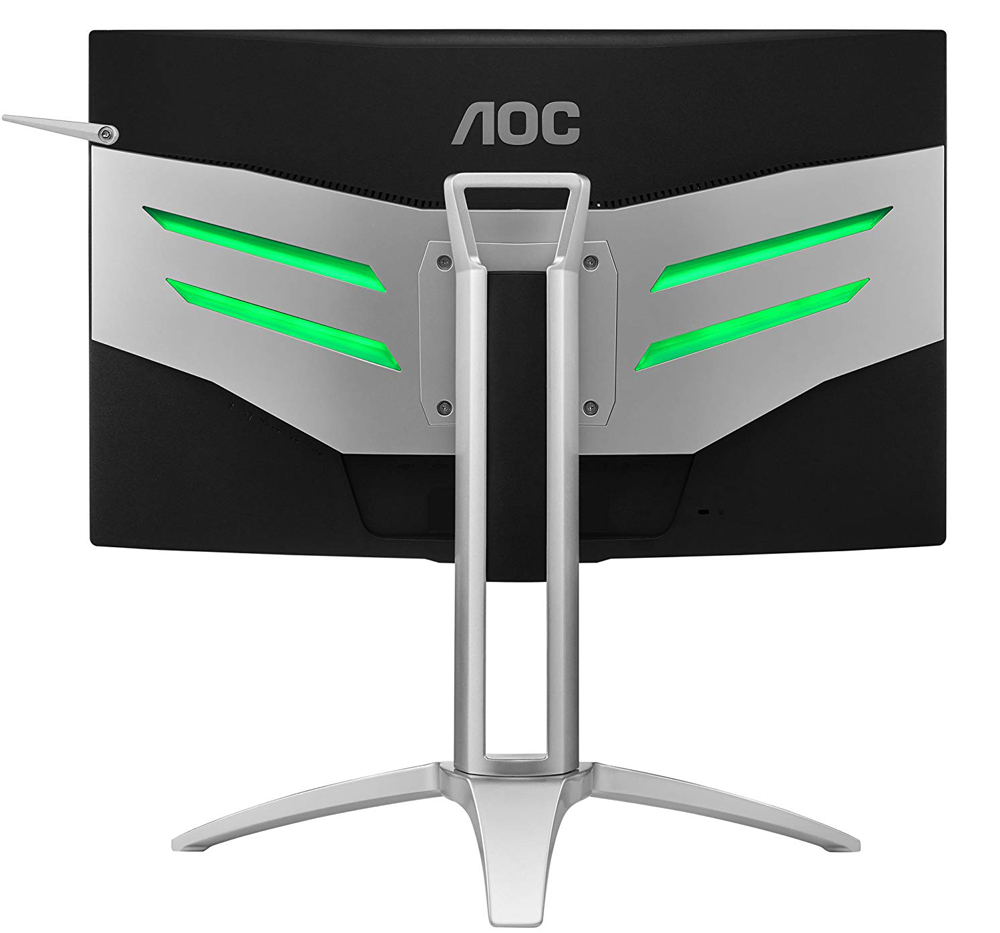 "AOC Agon AG322QCX 31.5"" QHD Curved Gaming Monitor"