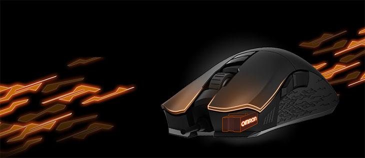 Aorus M3 Rgb Optical Gaming Mouse