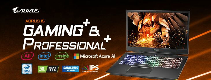 AORUS Series Laptop Deals - South Africa