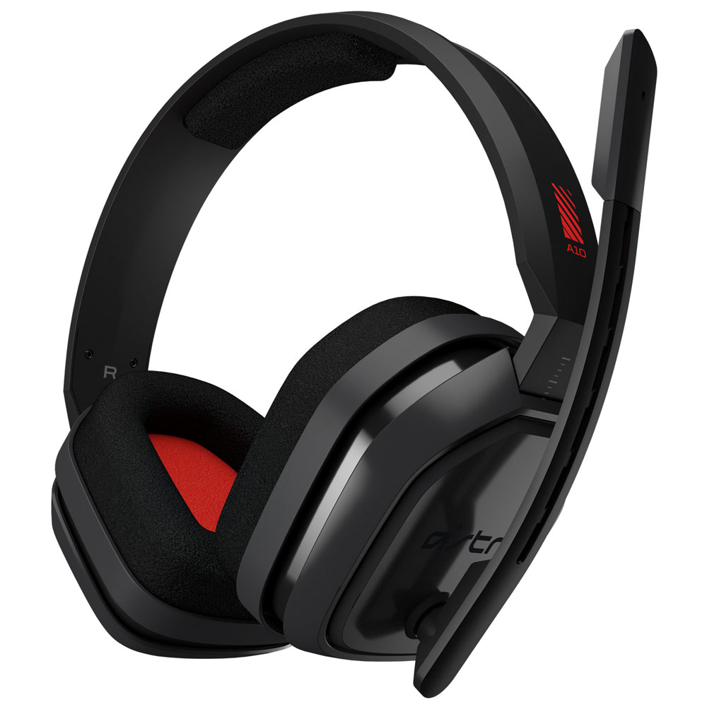 ASTRO A10 Gaming Headset - Red