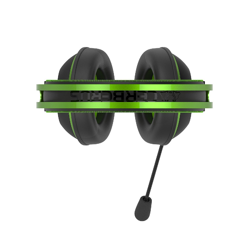 ASUS Cerberus V2 Gaming Headset - Black/Green
