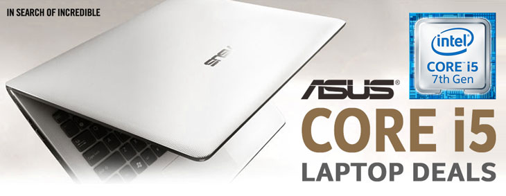 ASUS Core i5 Laptop Deals