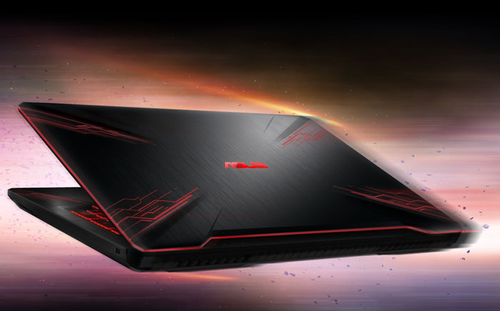 ASUS FX504GD CORE i7 GTX 1050 GAMING LAPTOP WITH 1TB SSD AND 24GB RAM