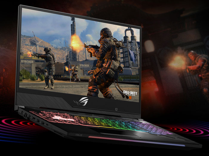 ASUS GL504GV CORE i7 RTX 2060 GAMING LAPTOP DEAL
