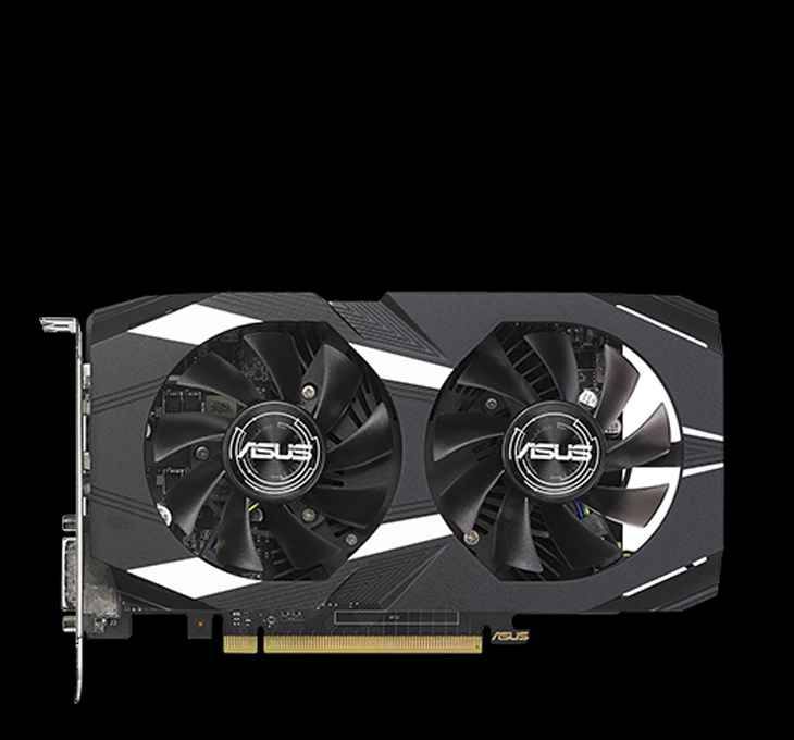 ASUS GTX 1050 DUAL 2GB OC Graphics Card