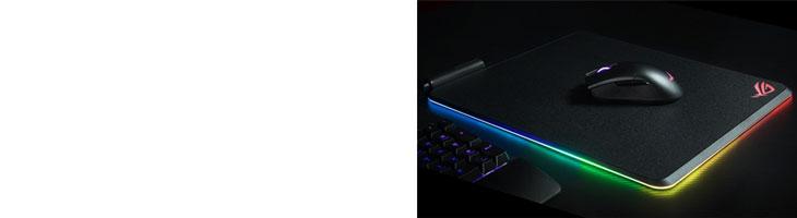 ASUS ROG Balteus NH02 Vertical Gaming Mouse Pad