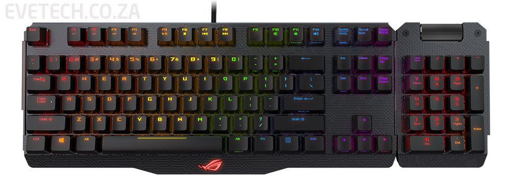 ASUS ROG Claymore Keyboard - MX Red