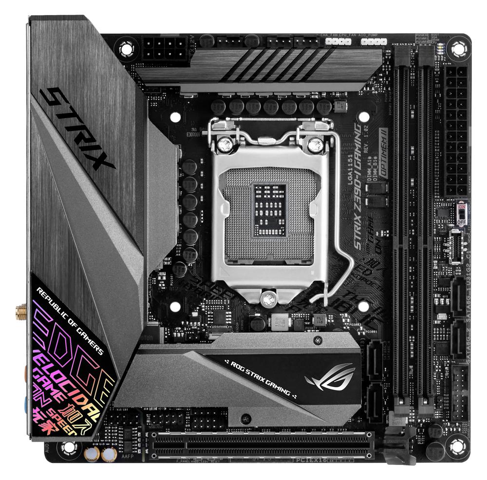 ASUS ROG Strix Z390-I Gaming Intel Motherboard