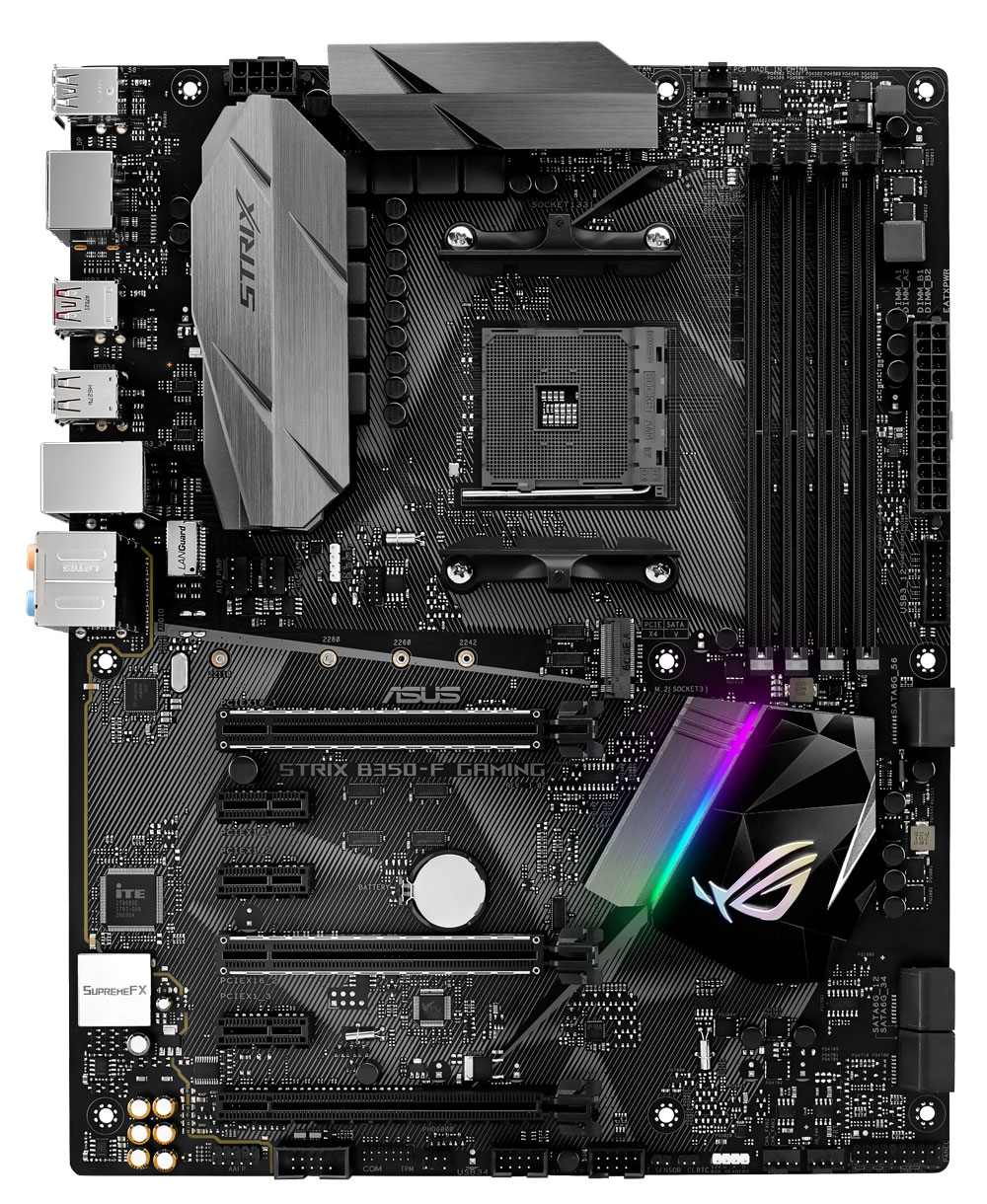 Asus Rog B350-F Gaming Motherboard - Best Deal - South Africa