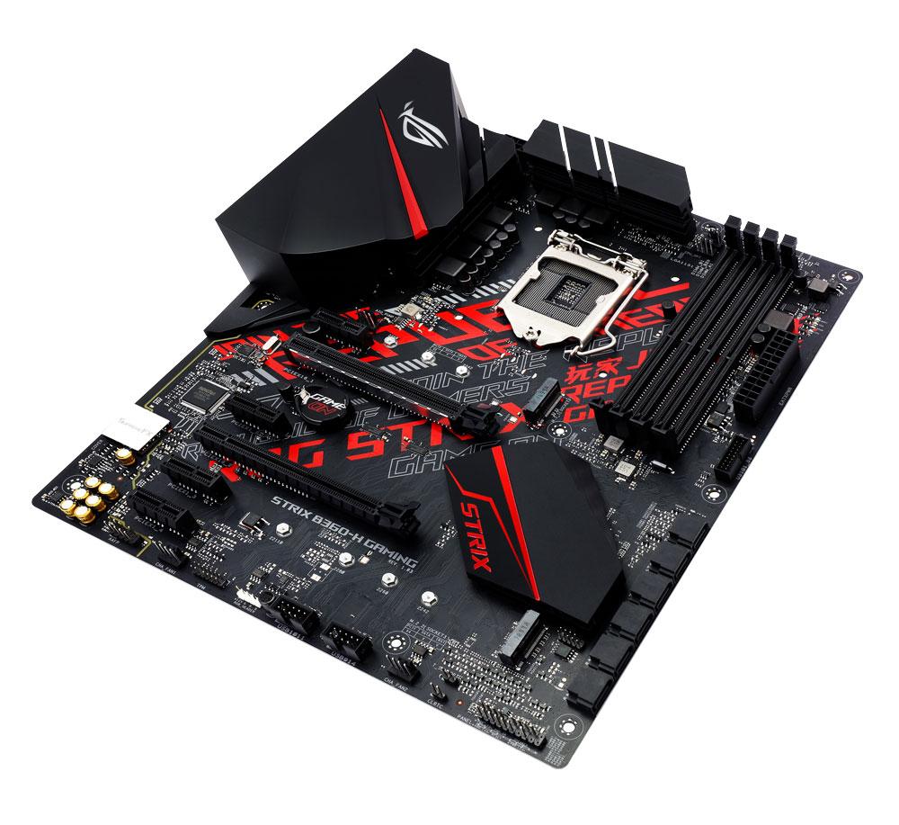 Core i7 8700 Strix Gaming Upgrade Kit