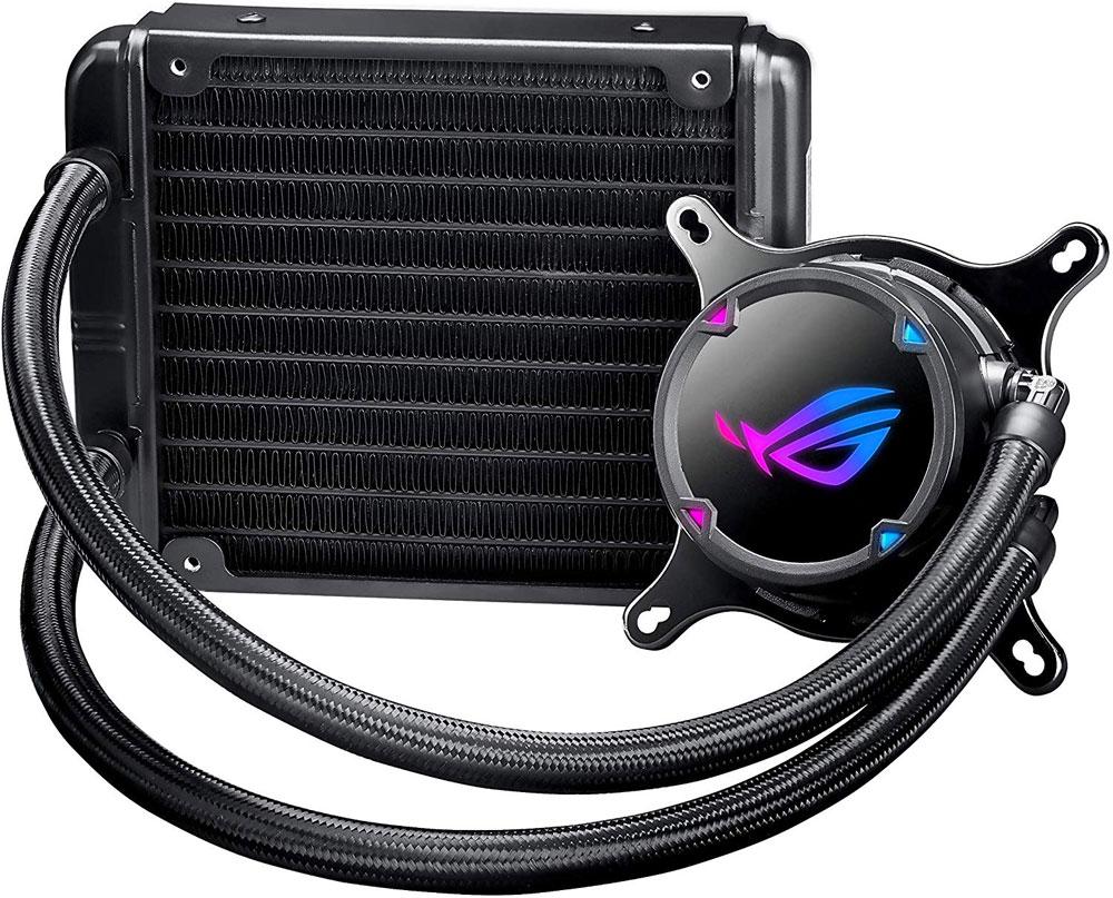 ASUS ROG STRIX LC 120 RGB Liquid CPU Cooler