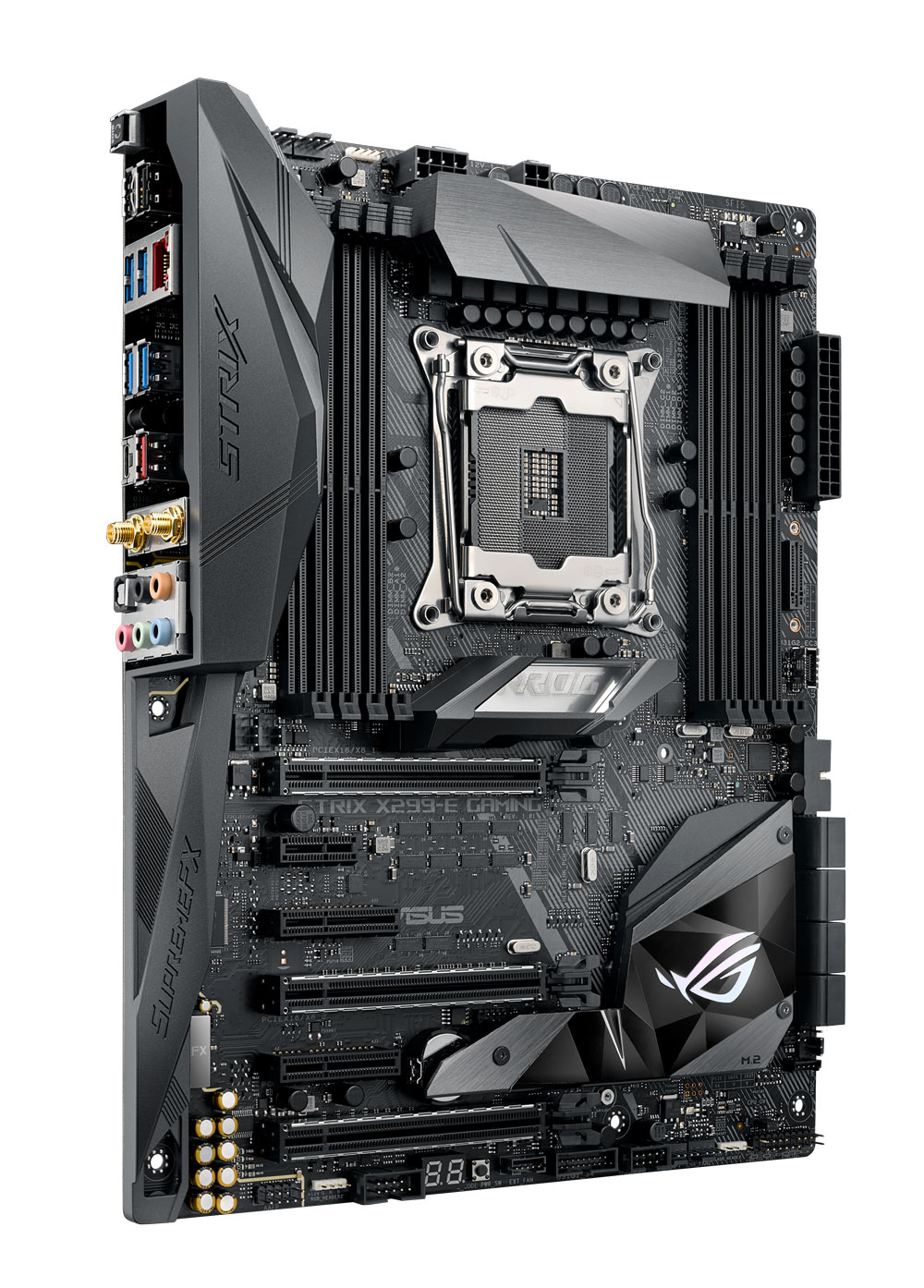 ASUS X299-E GAMING + Core i9 9820X + 16GB 2666MHz DDR4 + CPU Cooler