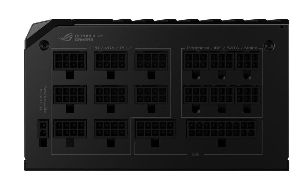 ASUS ROG THOR 1200W Platinum Power Supply