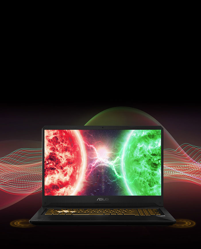 ASUS TUF Gaming FX705DT Laptop With 1TB SSD And 32GB RAM