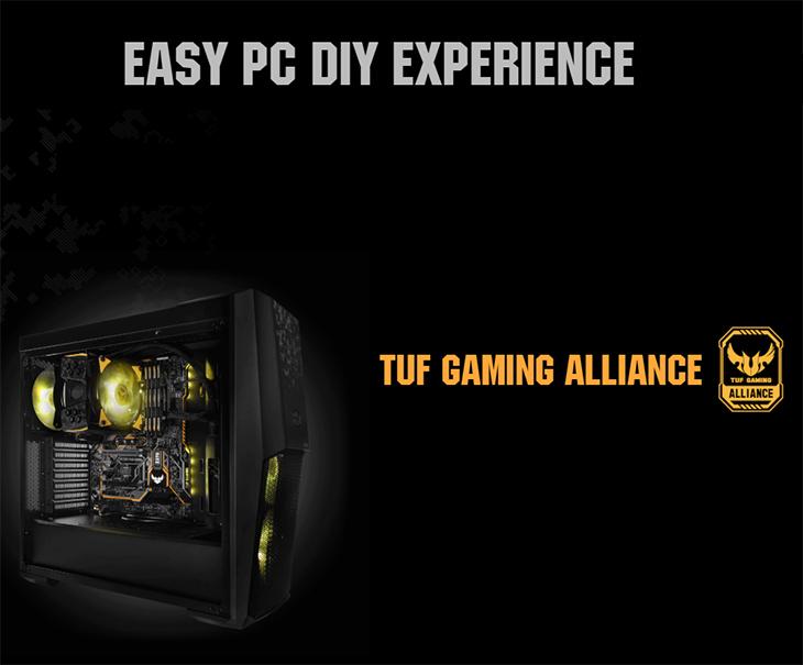 ASUS TUF B450M-Plus Gaming Ryzen Motherboard