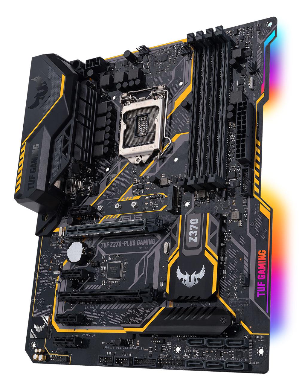 Core i3 9100F TUF Z370-Plus 8GB DDR4 Upgrade Kit