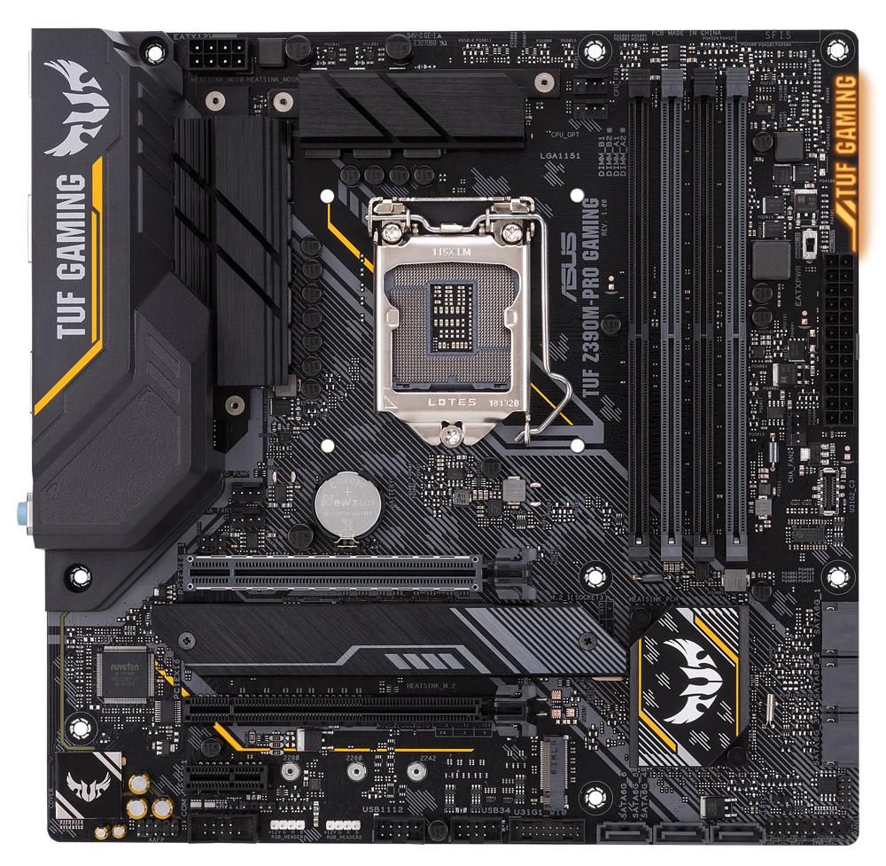 Asus Tuf Z390M-Pro Gaming Intel Motherboard