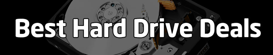 Best Hard Drive (HDD) Deals