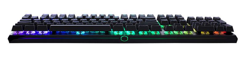 CM MasterKeys MK750 RGB Gaming Keyboard - Blue Switch