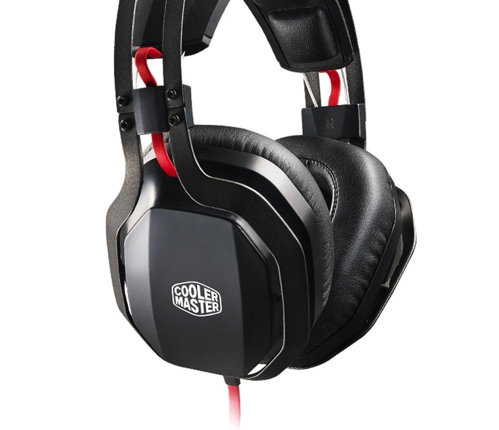 CoolerMaster MasterPulse Black Black Gaming Headset