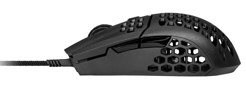 Cooler Master MM710 Gaming Mouse - Matte Black