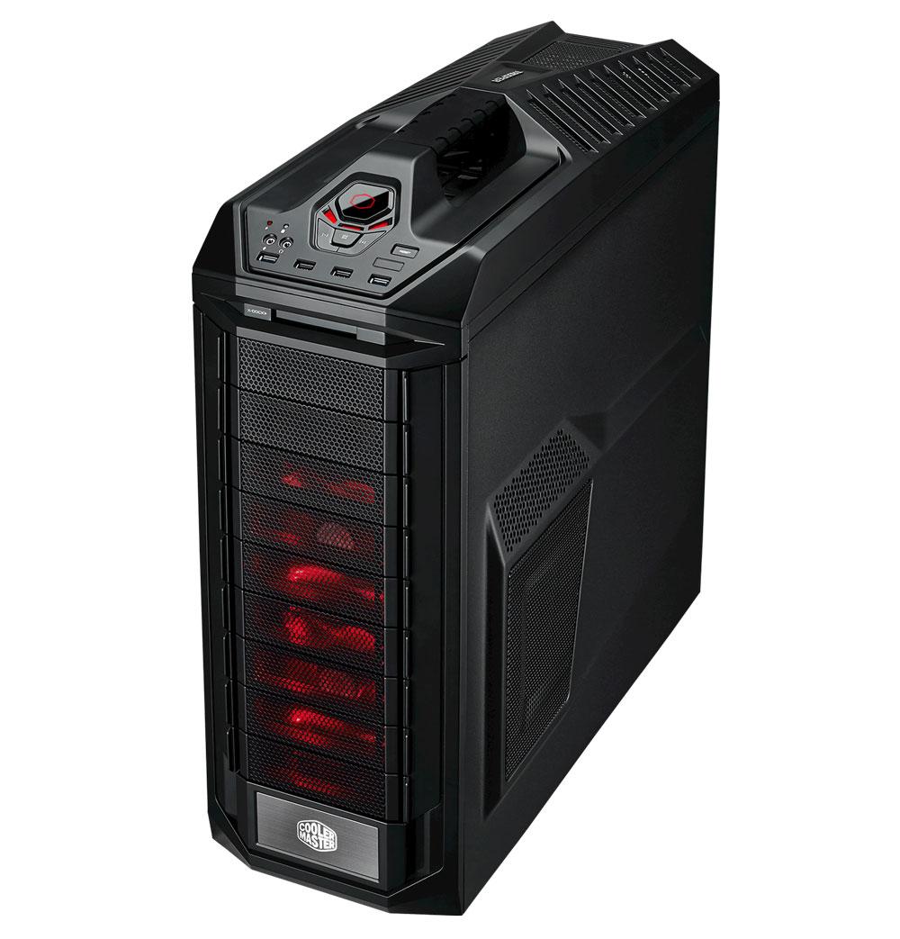 CoolerMaster Trooper SE Gaming Case - Black