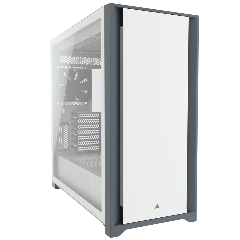 Corsair 5000D Gaming Case - White