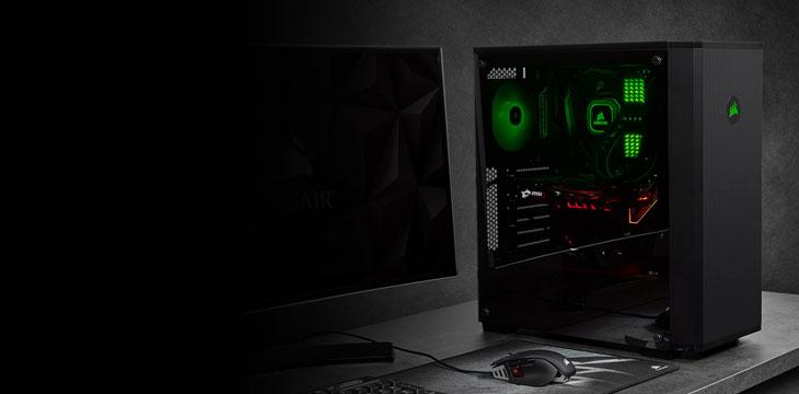 Corsair Carbide 175R RGB Black Gaming Case