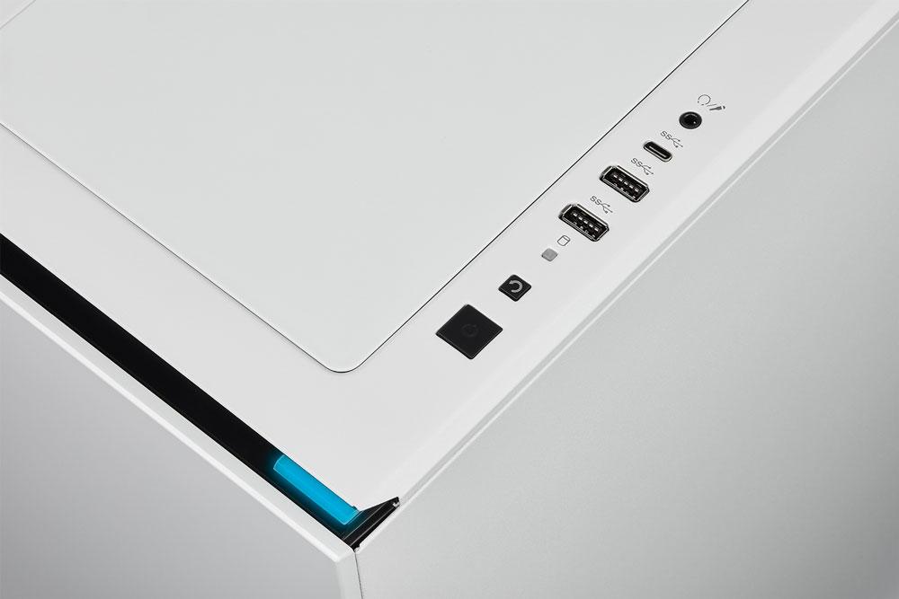 Corsair Carbide Series 678C Gaming Case White