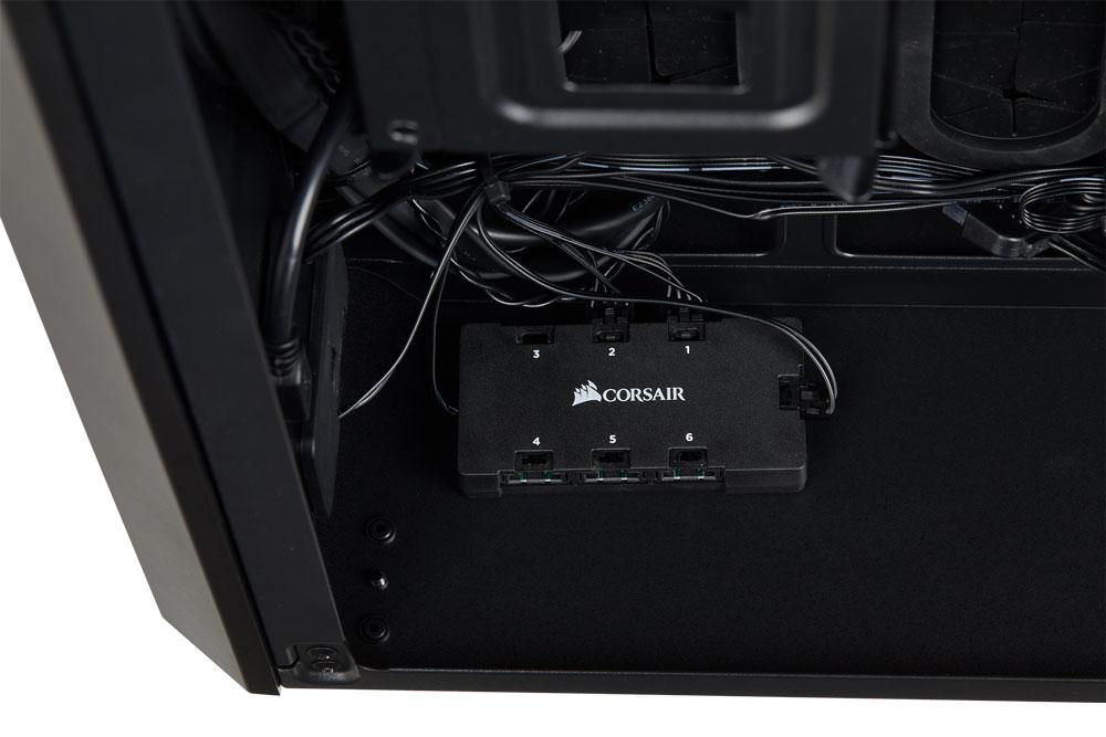 Corsair Crystal Series 280X RGB Black Gaming Case