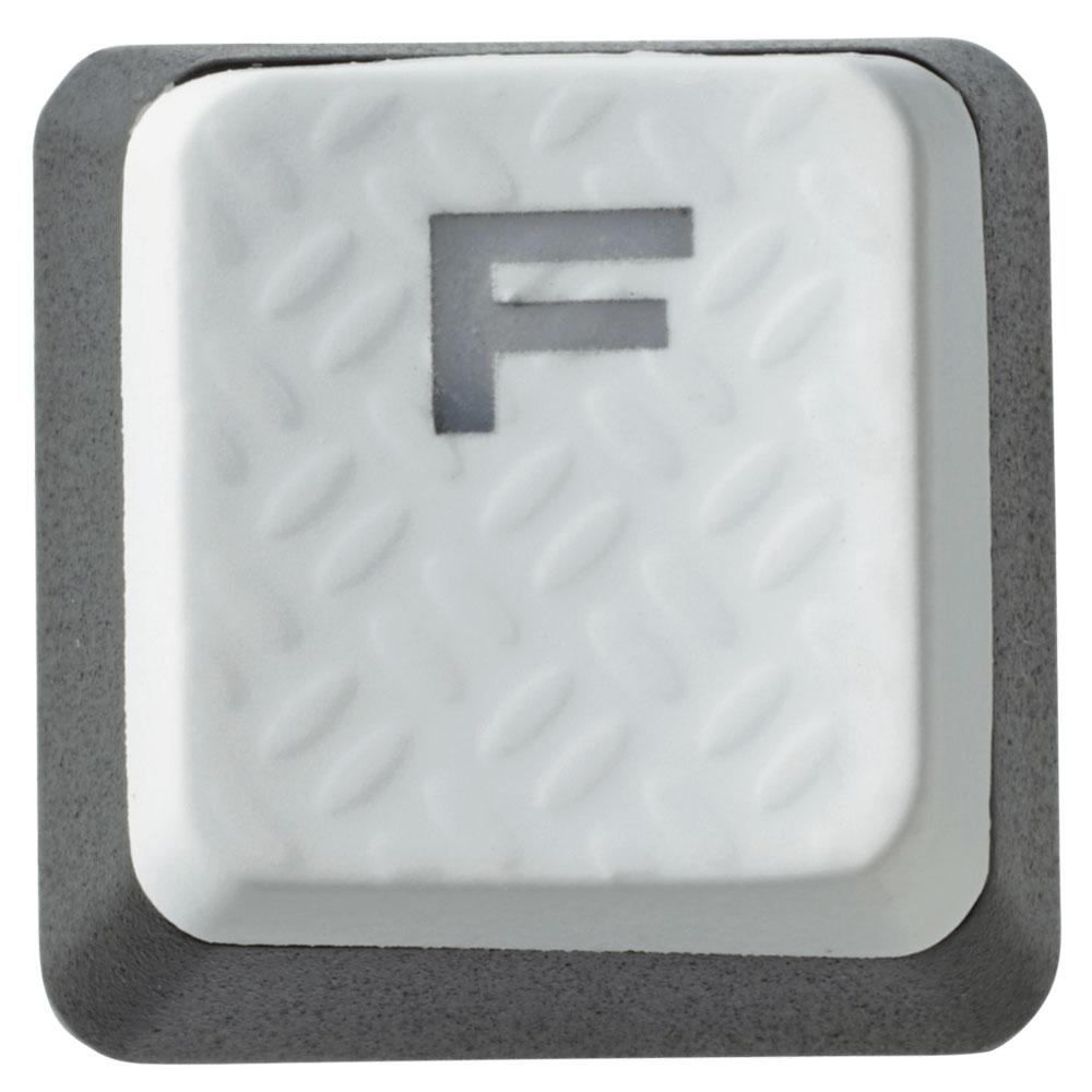 CORSAIR Gaming Performance FPS MOBA Key Caps - White