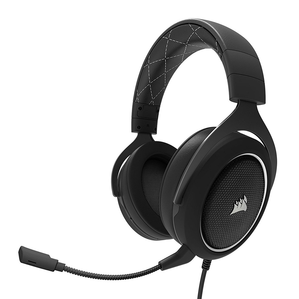 Corsair HS60 Gaming Headset White
